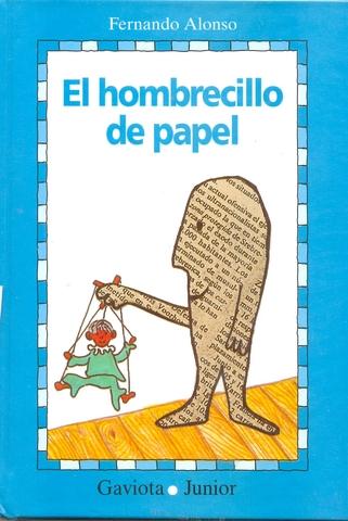 """Este mes recomendamos: """"El hombrecillo de papel"""""""