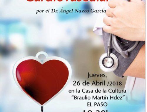 El riesgo cardiovascular se tratará profundamente el jueves en El Paso.