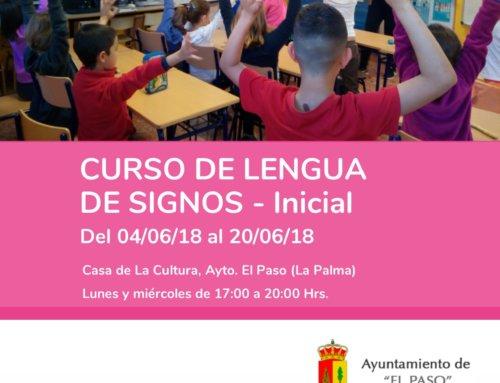 Curso de Lengua de Signos en El Paso