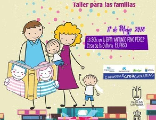 """IGUÁLATE"" TALLER EN FAMILIA"