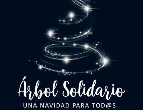 III EDICIÓN DEL ÁRBOL SOLIDARIO EN EL PASO