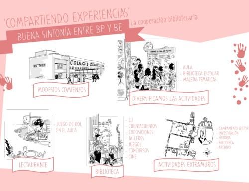 Compartiendo experiencias: la cooperación bibliotecaria