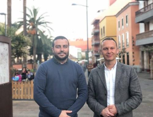 """El pasense Omar Hernández liderará la Selección Canaria que competirá en el  """"Primer Campeonato Nacional de Federaciones de Trail"""""""