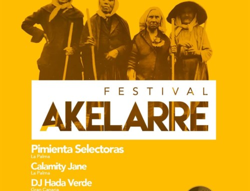 """I ENCUENTRO DE MUJERES DJs """"FESTIVAL AKELARRE"""" EN EL PASO"""