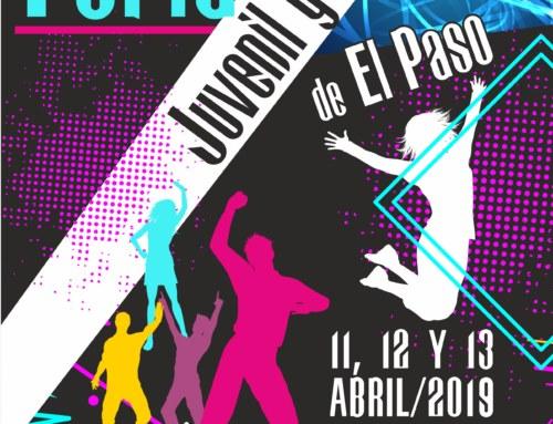 XV FERIAL JUVENIL Y CULTURAL DE EL PASO