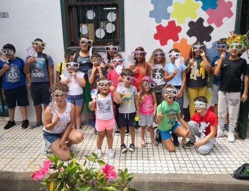 El primer campus en los barrios de Las Manchas y Jedey supera las expectativas