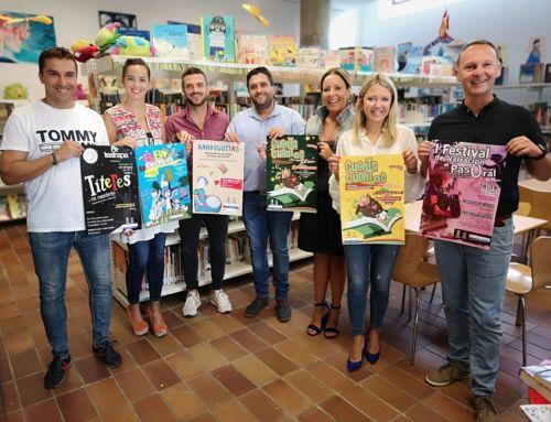 Octubre llena de actividades la Biblioteca Municipal de El Paso