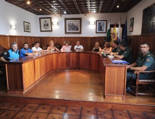 El Ayuntamiento de El Paso convoca la Junta Local de Seguridad