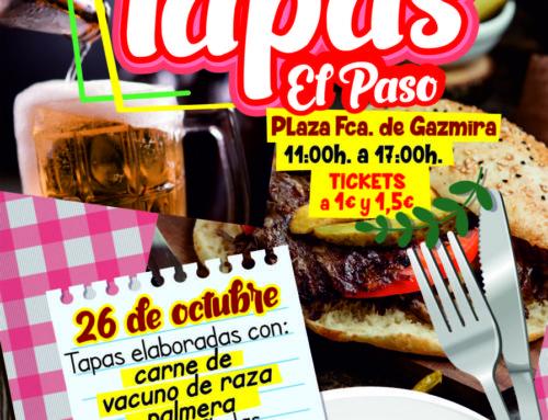 El Paso celebra este sábado la segunda edición de 'GastroTapas'
