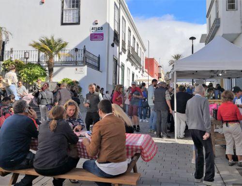 Alta participación en la Fiesta de San Martín y 'GastroTapas 2019' en El Paso