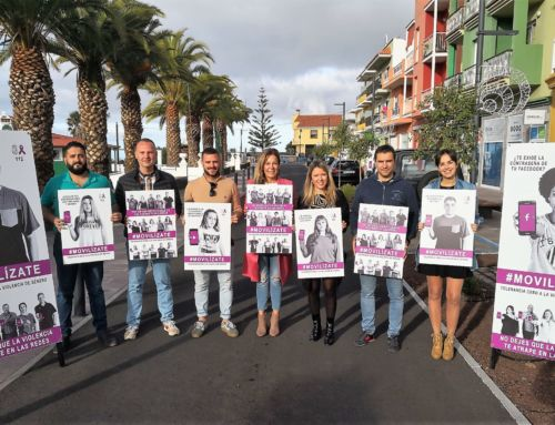 El Paso lanza la campaña #Movilízate para advertir de la violencia de género que se ejerce a través de las nuevas tecnologías