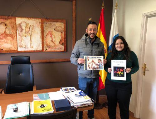 El Paso presenta los proyectos y demandas juveniles para 2020 ante la Dirección General de Juventud