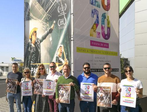El Paso despide el año con el Tributo Oficial de U2
