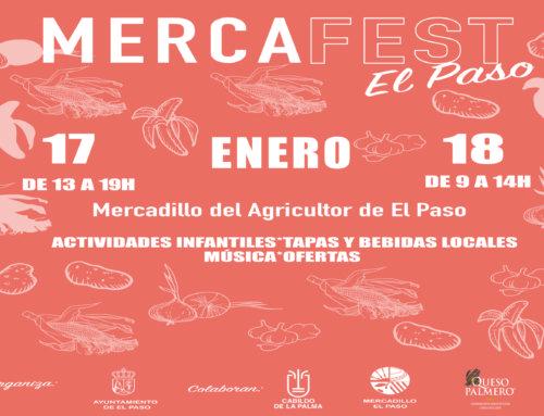 'MercaFest El Paso' regresa este fin de semana al Mercadillo del Agricultor