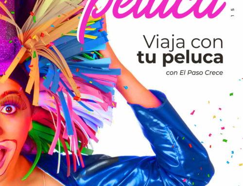 """La Asociación de Empresarios 'El Paso Crece' promueve la campaña comercial """"Viaja con tu peluca"""""""