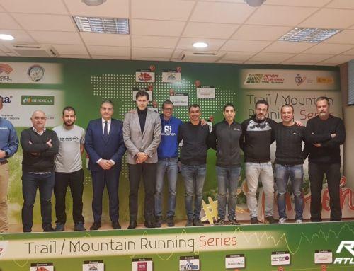 Reventón El Paso formará parte de la primera edición del circuito Trail/Mountain Running Series